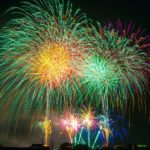 大濠公園花火大会 今年限りで終了!!!